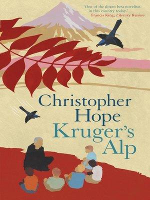 cover image of Kruger's Alp