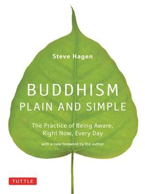 cover image of Buddhism Plain and Simple