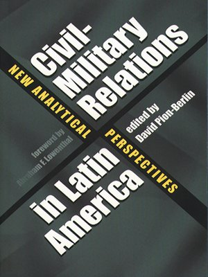 cover image of Civil-Military Relations in Latin America