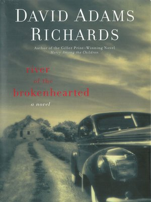 cover image of River of the Brokenhearted