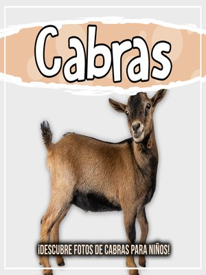cover image of Cabras