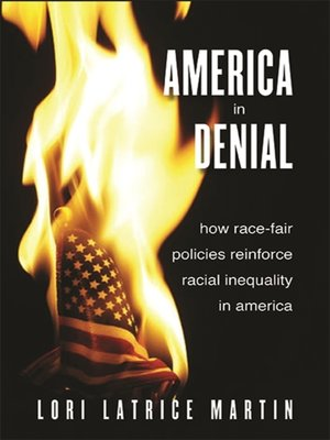 cover image of America in Denial