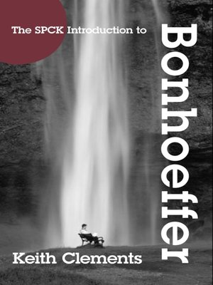 cover image of SPCK Introduction to Bonhoeffer