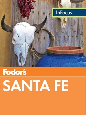 cover image of Fodor's In Focus Santa Fe
