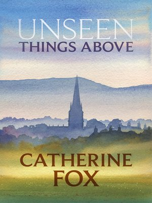 cover image of Unseen Things Above