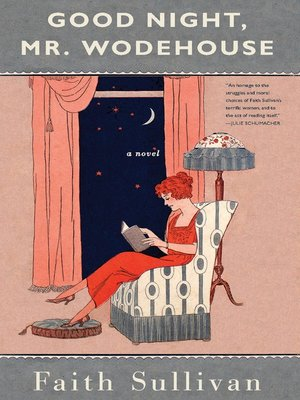 cover image of Good Night, Mr. Wodehouse