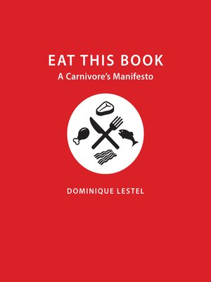cover image of Eat This Book