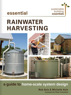 cover image of Essential Rainwater Harvesting