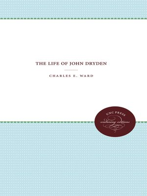 cover image of The Life of John Dryden