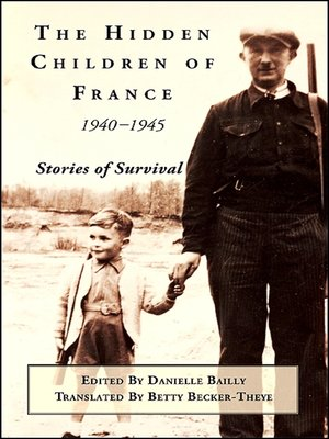 cover image of The Hidden Children of France, 1940-1945