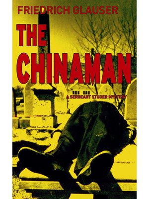cover image of The Chinaman