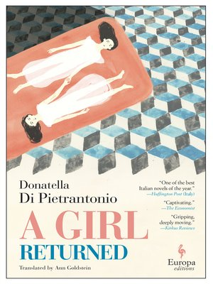 cover image of A Girl Returned