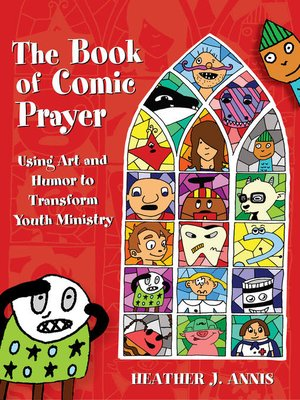 cover image of The Book of Comic Prayer
