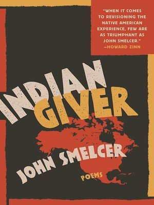 cover image of Indian Giver