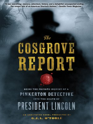 cover image of The Cosgrove Report