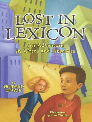 cover image of Lost in Lexicon