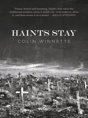 cover image of Haints Stay