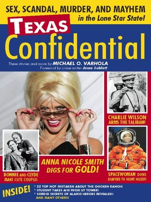 cover image of Texas Confidential