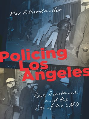 cover image of Policing Los Angeles