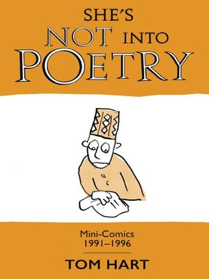cover image of She's Not Into Poetry