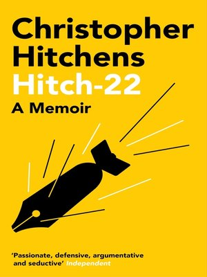 cover image of Hitch 22