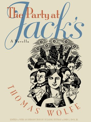 cover image of The Party at Jack's