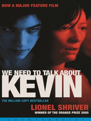 cover image of We Need to Talk About Kevin