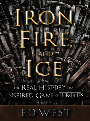 cover image of Iron, Fire, and Ice