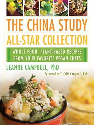 cover image of The China Study All-Star Collection