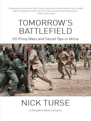 cover image of Tomorrow's Battlefield