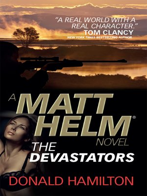 cover image of The Devastators