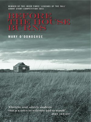 cover image of Before the House Burns