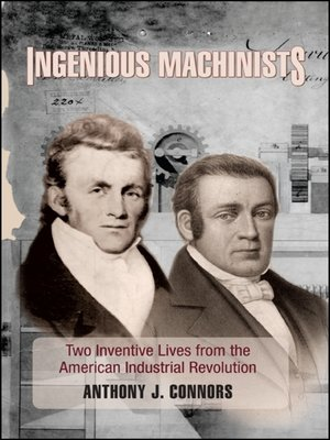 cover image of Ingenious Machinists