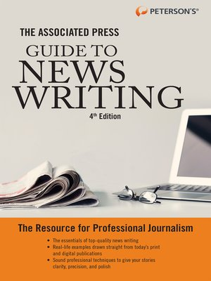 cover image of The Associated Press Guide to News Writing