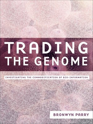 cover image of Trading the Genome