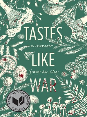 cover image of Tastes Like War