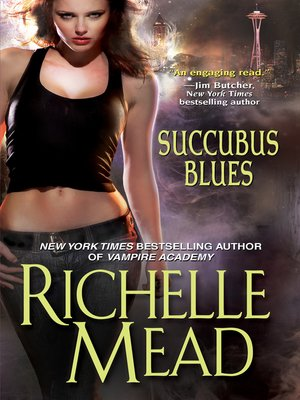 cover image of Succubus Blues