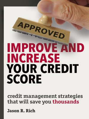 cover image of Improve and Increase Your Credit Score