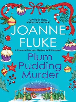 cover image of Plum Pudding Murder
