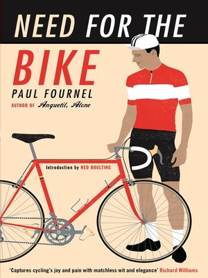 cover image of Need for the Bike