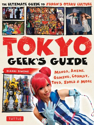 cover image of Tokyo Geek's Guide