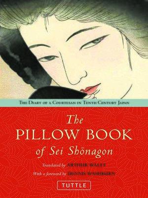 sei shonagon pillow book online