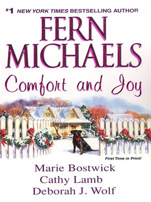 cover image of Comfort and Joy