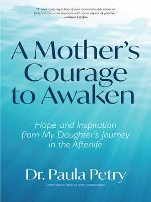 cover image of A Mother's Courage to Awaken