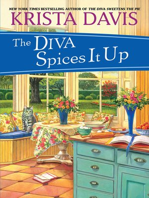 The Diva Spices it Up Book Cover