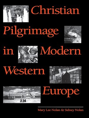 cover image of Christian Pilgrimage in Modern Western Europe