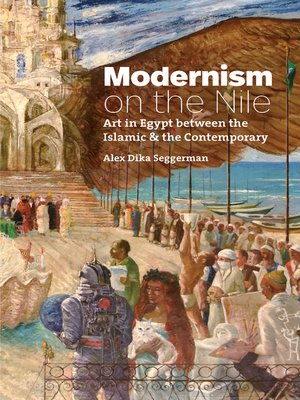 cover image of Modernism on the Nile