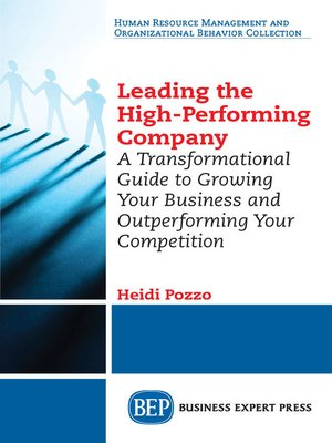 cover image of Leading the High-Performing Company