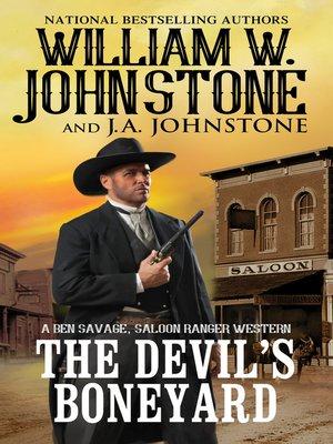 cover image of The Devil's Boneyard