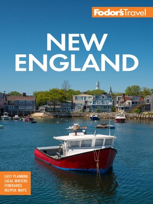 cover image of Fodor's New England